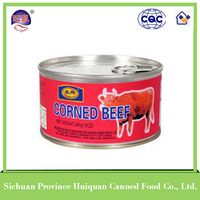 Hot china products wholesale canned beef/exeter canned corned beef