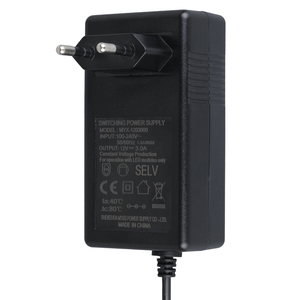 hight quality best price 29w 14.5v ac dc adapter wall mounted portable dvd player