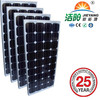140w mono solar panel by solar panel manufacturers in china at factory price