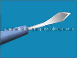 Ophthalmic 3.8 mm Double Bevel blades