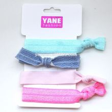 cute ponytail holders, different elastic bow tie types of hair bands