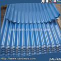 CE certificated 0.20mm zinc roofing tile made in china