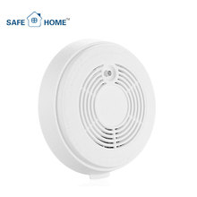 Manufacturing digital wholesale photoelectric addressable gsm smoke detector alarm