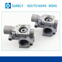 Goodquality Popular Durable Moderate Price Machining Parts OEM auto condenser fittings for car
