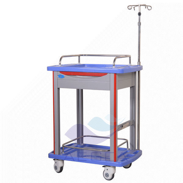 service utility carts plastic