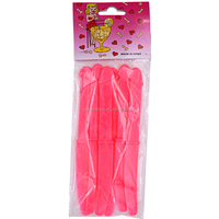 Best Selling Hot Pink Plastic Sex Willy Knife For Hen Party