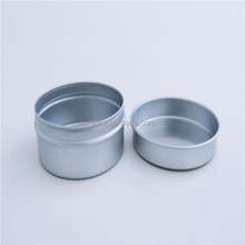 Small customized aluminium printed tin box