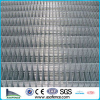 buliding reinforced concrete wire mesh panel/6x6 reinforcing welded wire mesh fence/concrete reinforcement wire mesh panel