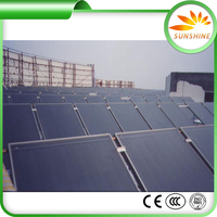 2016 Wholesale Solar Collector Panels Solar Flat Panel, Blue Flat Solar Collector