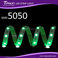 Taiwan Made Green DC 12V SMD 5050 LED Rope Light