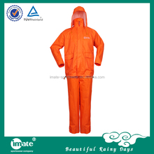 2014 Hot selling water proof rain suit