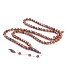 BYY009 Indonesia Jisti Tasbih Islam Muslim Natural Shiny Finishing Kuka Tasbih