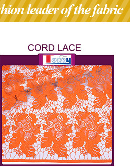 High quality latest design 3d tulle lace fabric embroidery