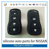 car key silicone case for auto spare parts