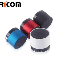 S10 mini Speaker,Wireless Speaker,Metal Case Mini Protable Speaker