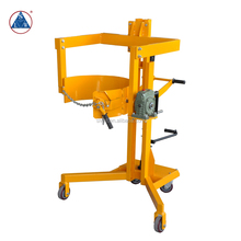 250kg Portable Manual Hydraulic Drum Picker