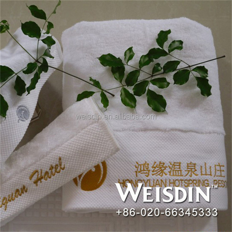 100% polyester wholesale china new design fire resistant towel