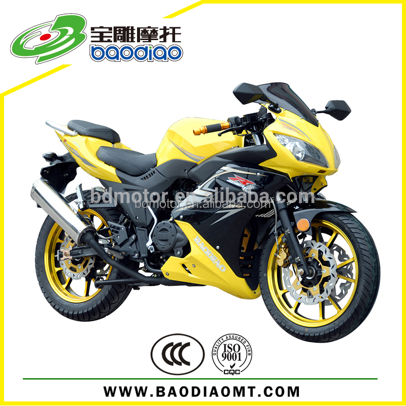 Cool Fashion New 150cc Sport Racing Motorcycle For Sale Manufacture Supply Directly China Baodiao