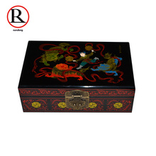 moulding customed Jewelry Storage wooden Box