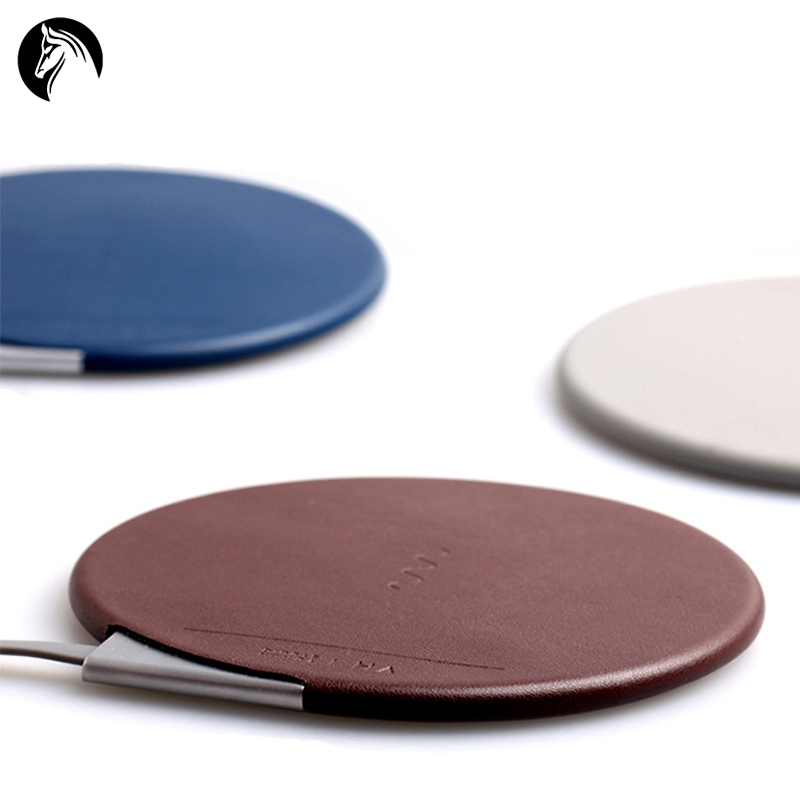 for iPhone X/8/8 Plus QI Wireless Charger Manufacturer Sample is Welcome + 1 Year Warranty