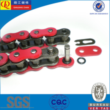 Standard color O-ring motorcycle chain