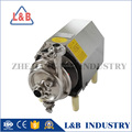 Cryogenic stainless steel centrifugal pump