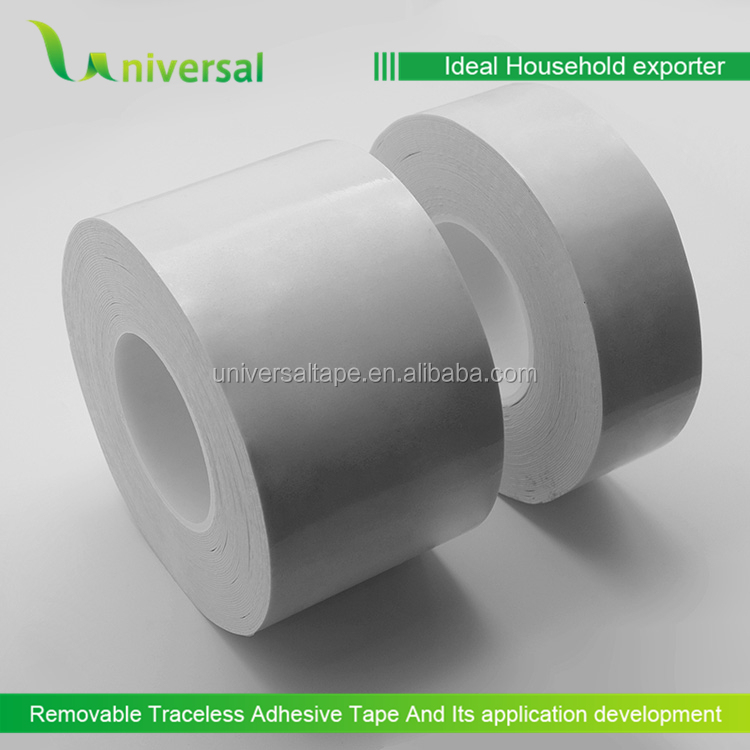 Alibaba China make removable washi tape double sided adhesive floor mat tape