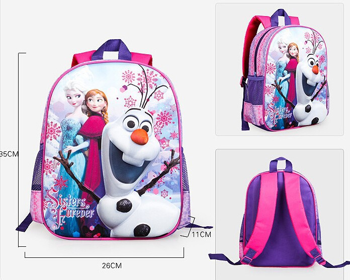 OEM emo school bags for Made in China