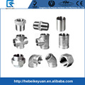Class 150 Stainless Steel Precision Investment Casting Pipe Fittings