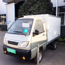CLW pure electric van cargo truck for sale