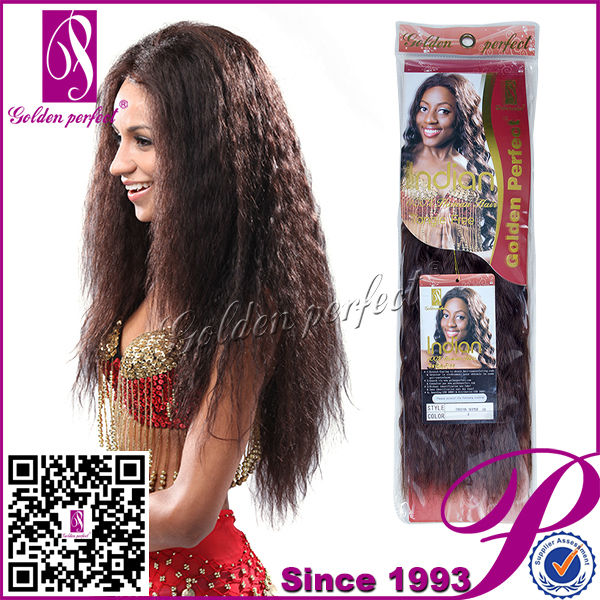 V Care Products Beautiful Girl Virgin Bohemian 5a Grade Indian Hair