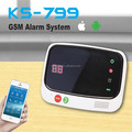 SOS alarm security with panic medical alert for senior elderly alarm system (KRS037)