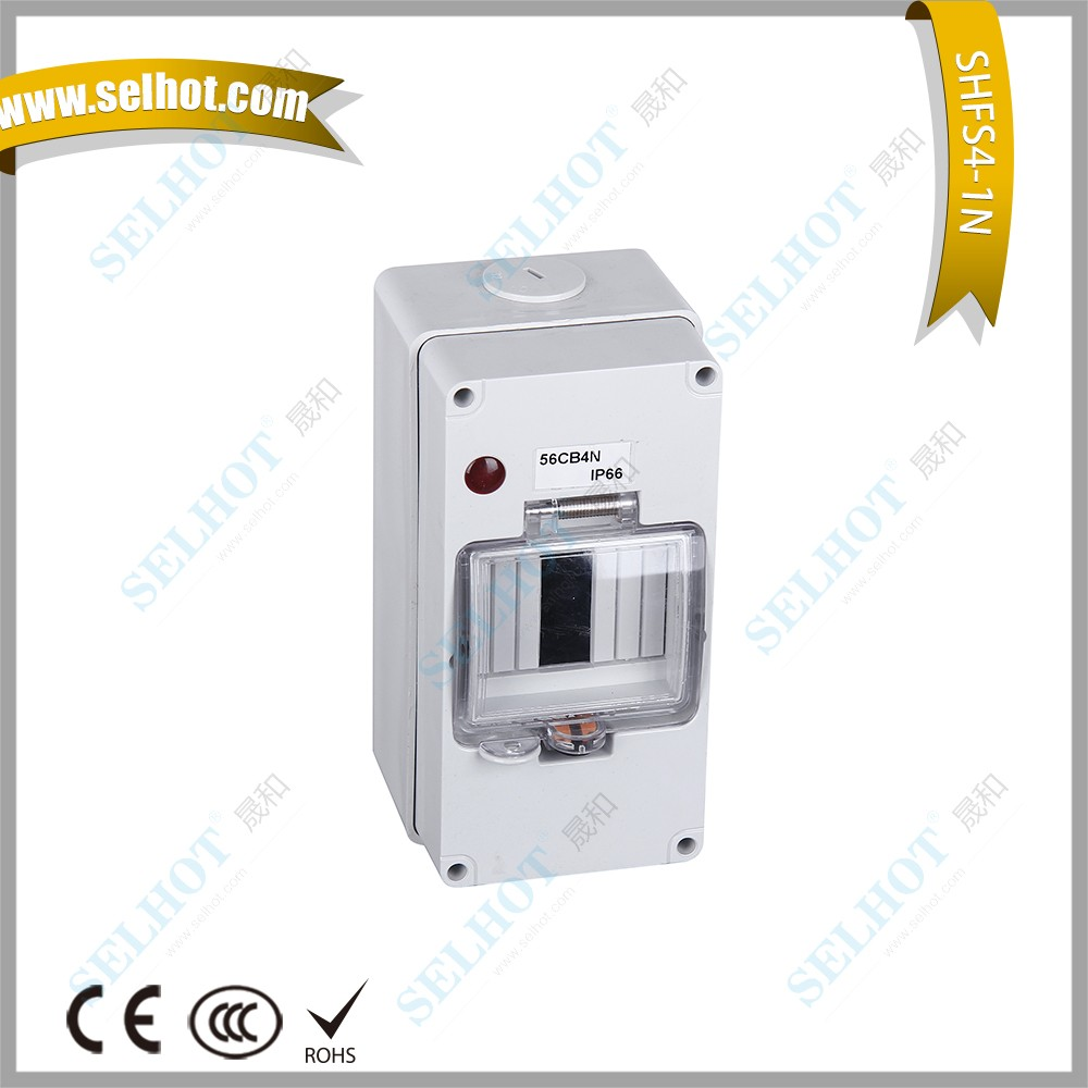 Weather 1Way Electric Isolator Switch 1phase Outdoor switchgear (56CB4N)