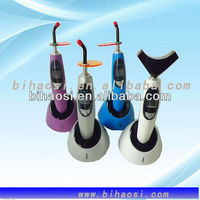 LED curing unit dental whitening.curing light LED.V