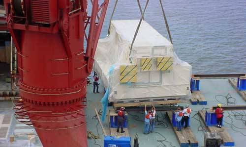 Heavy Lift & Oversized Cargo Shipping