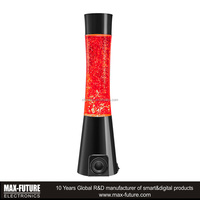 2016 Lava Lamp Bulit-in Bluetooth Speaker