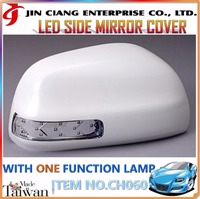 Car Body Parts For TOYOTA RUSH RAV4 LED DOOR SIDE VIEW MIRROR COVER