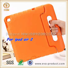 Popular school kids eva foam protective tablet case for ipad air 2 ,for ipad air 2 case with handle