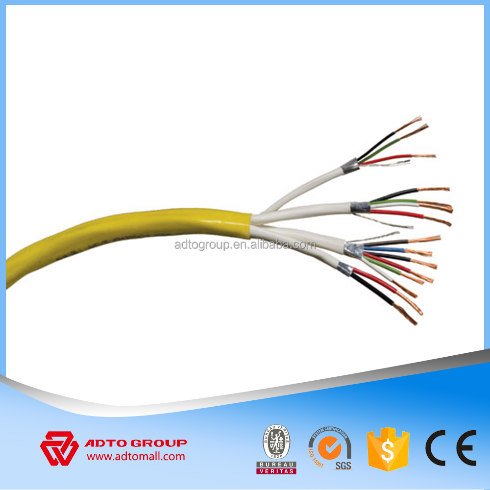 3x2.5mm2 power cable PUR flexible control cable for instruments and electronic equipment
