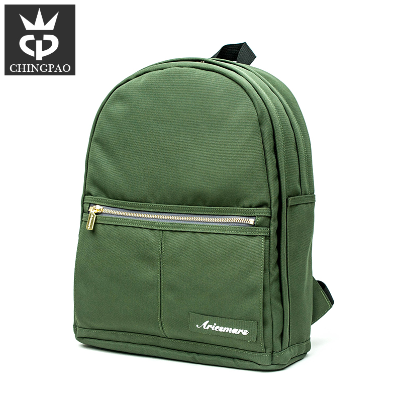 Oliver Green 20L new models wholesale simple women school bag backpack for girl