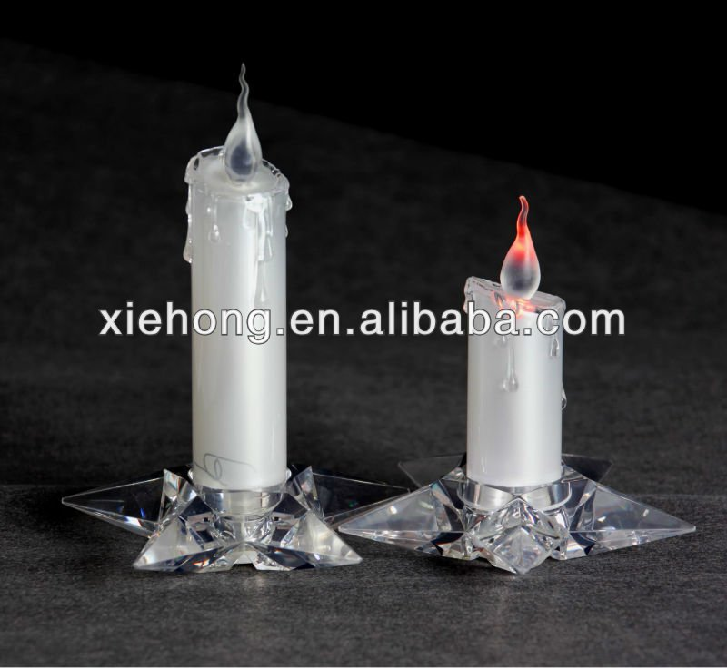 floating candle plastic