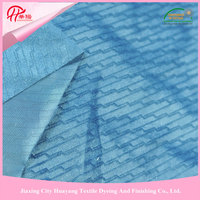 EN certificated pet short pile fleece fabric for toy fabric
