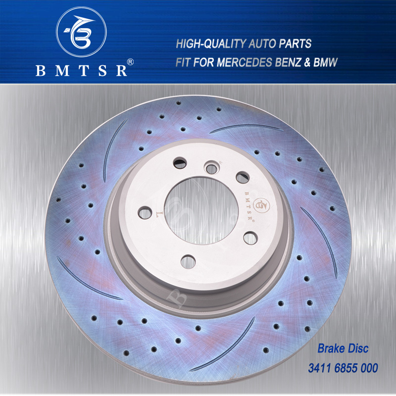 Auto Brake Disc For 5 Series E90 34 11 6 855 000 34116855000