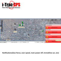 sms activated alert software gps tracker tk108