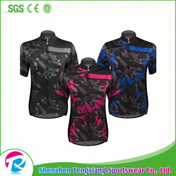 High Quality Custom Hockey China Cycling Jerseys No Minimum