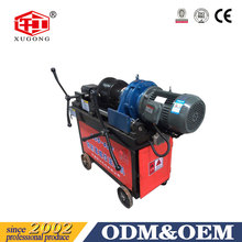 Rebar steel straight thread screw rolling machine
