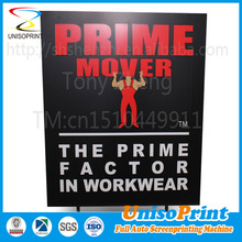 Promotional famous designer handbag logos sign for Outdoor Display