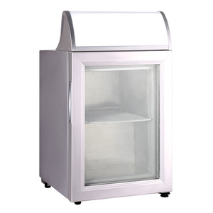 SD-21B Commercial Mini Display Freezer