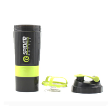 ECO-friendly 17oz gym bottles plastic drinking bottle shaker bottle with logo