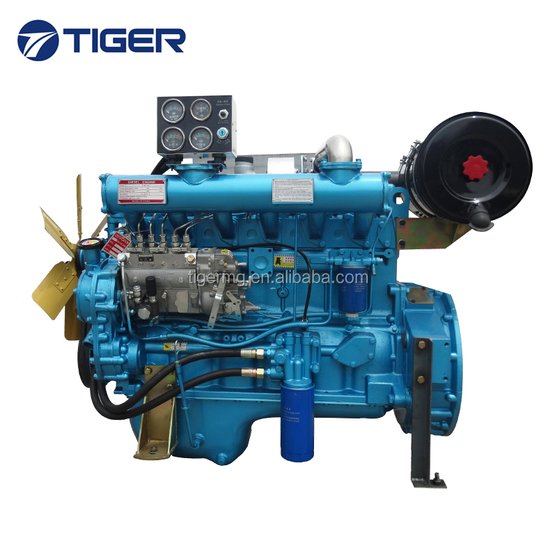 Weifang power super durable 160hp diesel engine